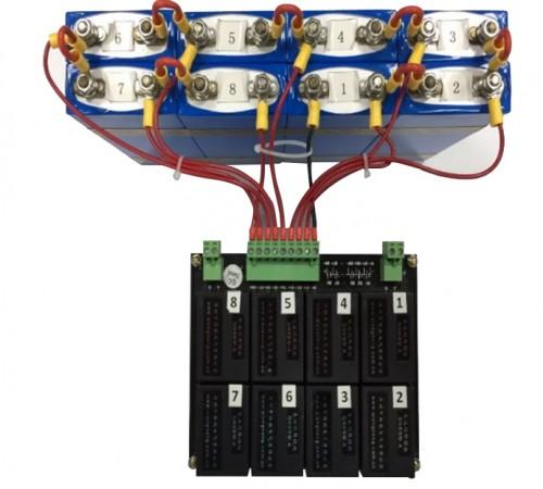 Battery Balancer Management  8S