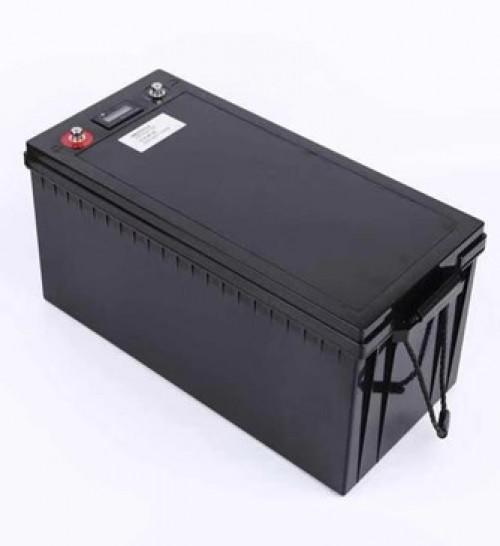 12.8V 200AH Lithium Battery