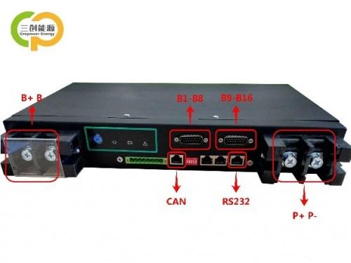 24V/48V 16S Battery Management System
