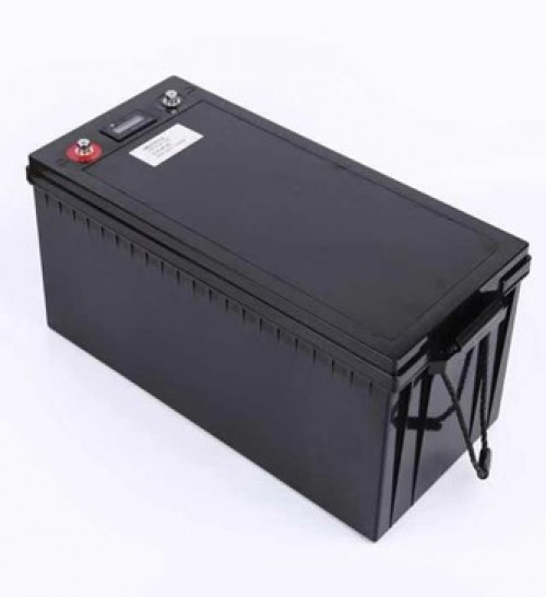 12.8V 100AH Lithium Battery