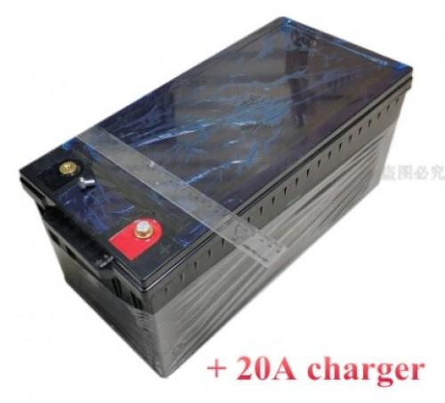 12v 600AH li-ion Lithium Ion Battery Pack